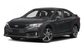 Subaru Impreza Sport Sedan 2021