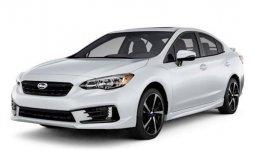 Subaru Impreza Sport Sedan 2022
