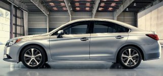 Subaru Legacy 3.6R-s