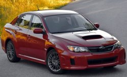 Subaru WRX 2.0L CVT