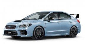 Subaru WRX STI Limited AWD 2021