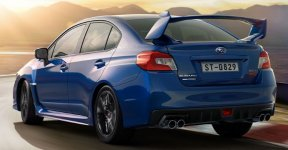 Subaru WRX STI Premium