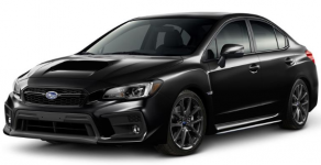 Subaru WRX STI Sedan Sport-tech 2019