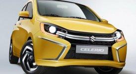 Suzuki Celerio 2021