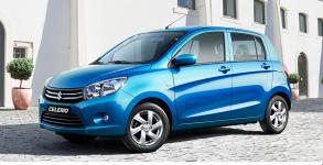 Suzuki Celerio CVT 2019