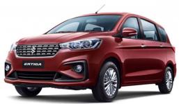 Suzuki Ertiga GA 1.5 MT 2019