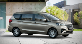 Suzuki Ertiga GL 1.5 MT 2019