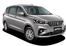 Suzuki Ertiga GLX 1.5 AT 2019