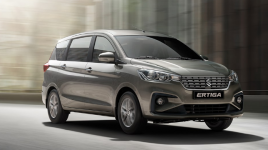 Suzuki Ertiga GLX 1.5 AT Black Edition 2019