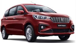Suzuki Ertiga LXI 2019
