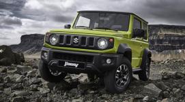 Suzuki Jimny GL MT 2019