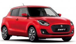 Suzuki Swift 1.2 GLX CVT 2019