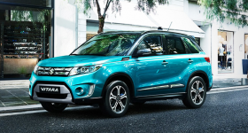 Suzuki Vitara GLX AT 2019