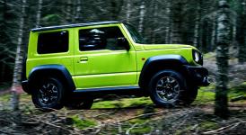 Suzuki Jimny GLX AT (Two-Tone) 2019