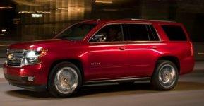 Chevrolet Tahoe Z71 Nav DVD SR 18 Cool Box