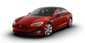 Tesla Model S Long Range Plus 2021