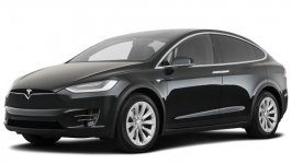 Tesla Model X Long Range 2020