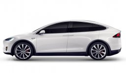Tesla Model X Performance 2020