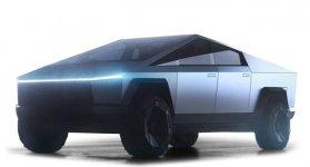 Tesla Cybertruck Single Motor RWD 2022