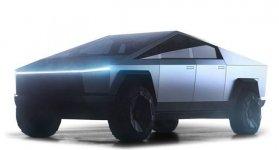 Tesla Cybertruck Tri Motor AWD 2022