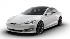 Tesla Model S Performance 2021