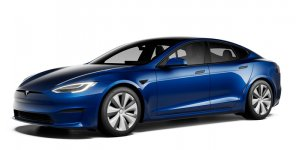 Tesla Model S Plaid Plus 2021