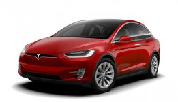Tesla Model X Long Range 2021