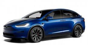 Tesla Model X Long Range 2022