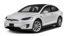 Tesla Model X Performance 2021