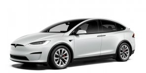 Tesla Model X Plaid 2021
