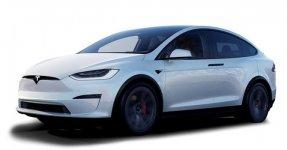 Tesla Model X Plaid 2022