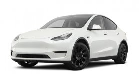 Tesla Model Y Long Range 2021