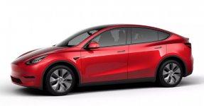 Tesla Model Y Standard Range 2021