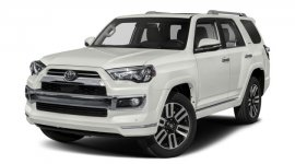 Toyota 4Runner Limited 4x4 2021