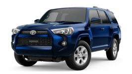 Toyota 4Runner SR5 4WD 2021