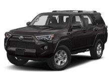Toyota 4Runner SR5 Premium 4WD (Natl) 2020