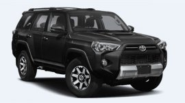 Toyota 4Runner TRD Off Road 4WD (Natl) 2020