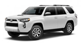 Toyota 4Runner TRD Off Road 2021