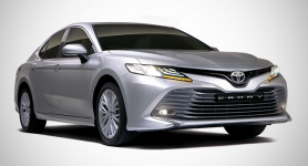 Toyota Camry 2.5 G AT 2019