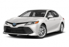 Toyota Camry Hybrid LE