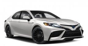Toyota Camry SE AWD 2021