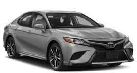 Toyota Camry XSE Auto 2020