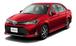 Toyota Corolla Axio G 2018