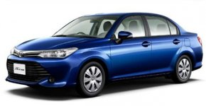 Toyota Corolla Axio X 1.3 2019