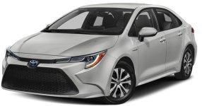 Toyota Corolla Hybrid LE CVT 2020