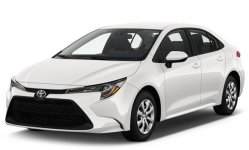 Toyota Corolla L CVT (Natl) 2020