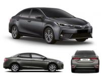 Toyota Corolla Live Sedan 2018 (Petrol)