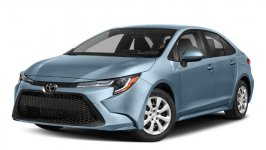 Toyota Corolla Sedan L 2021