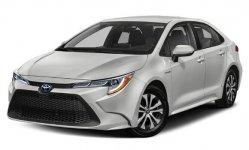 Toyota Corolla XLE 2022