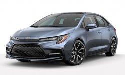 Toyota Corolla XSE 2021